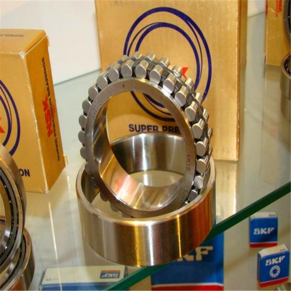 380 mm x 520 mm x 82 mm  Timken NCF2976V Cylindrical Roller Bearing #1 image