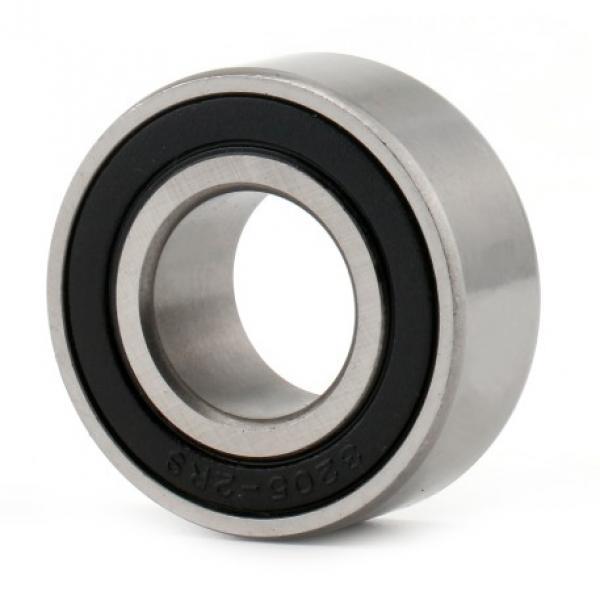 NSK B820-1C Angular contact ball bearing #3 image