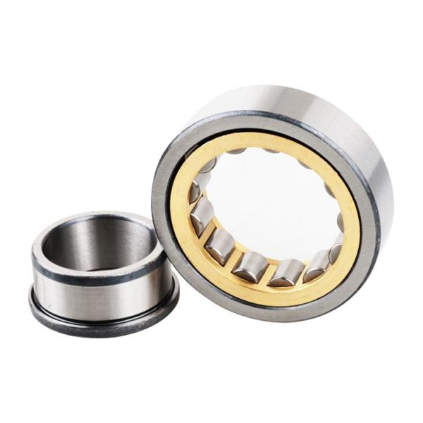 220 mm x 400 mm x 133,4 mm  Timken 220RU92 Cylindrical Roller Bearing #1 image